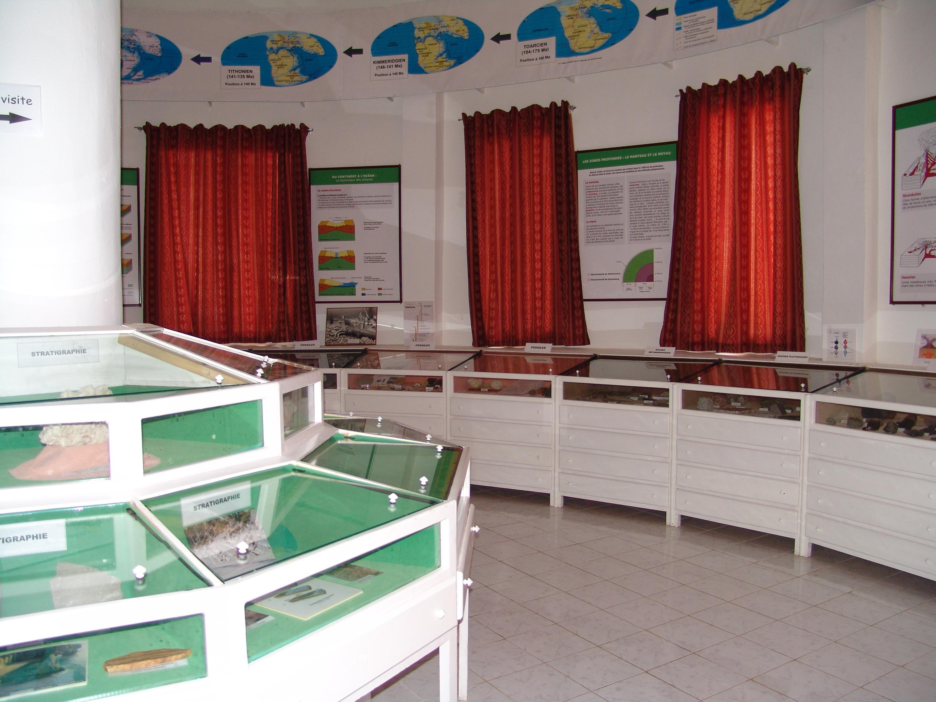 Musée de Géologie
