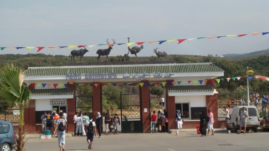 Parc Animalier Taza
