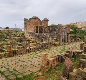 Ruines romaines de T...