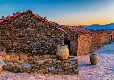 village Djebla( Tigh...
